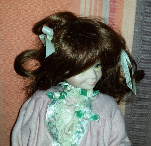 Autostraddle Gift Guide: Haunted Gifts Doll