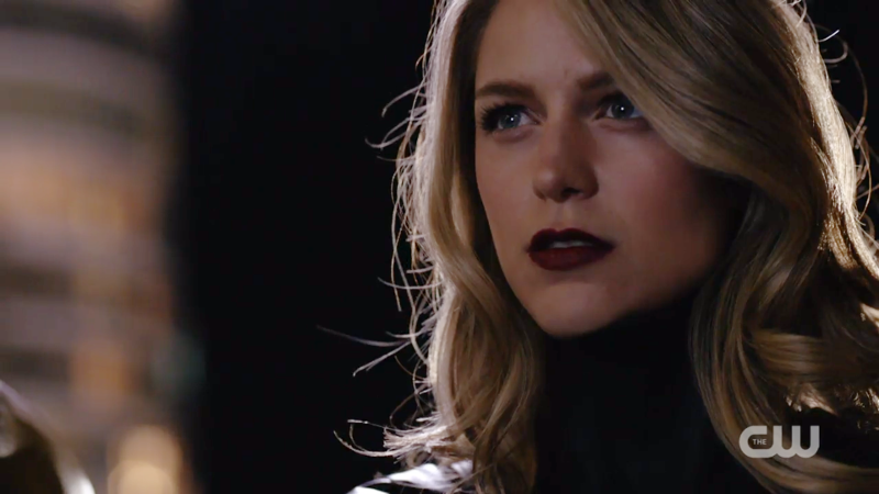 Overgirl is as pretty as she is evil