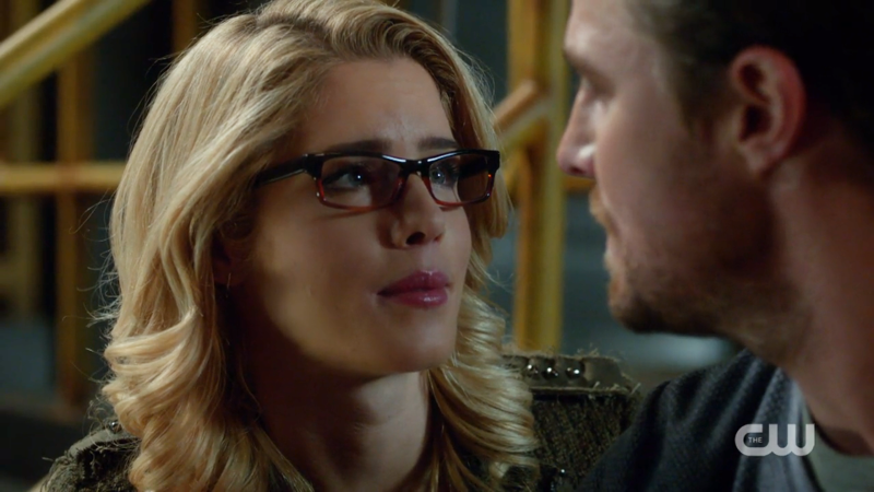 Felicity tells Oliver no means no