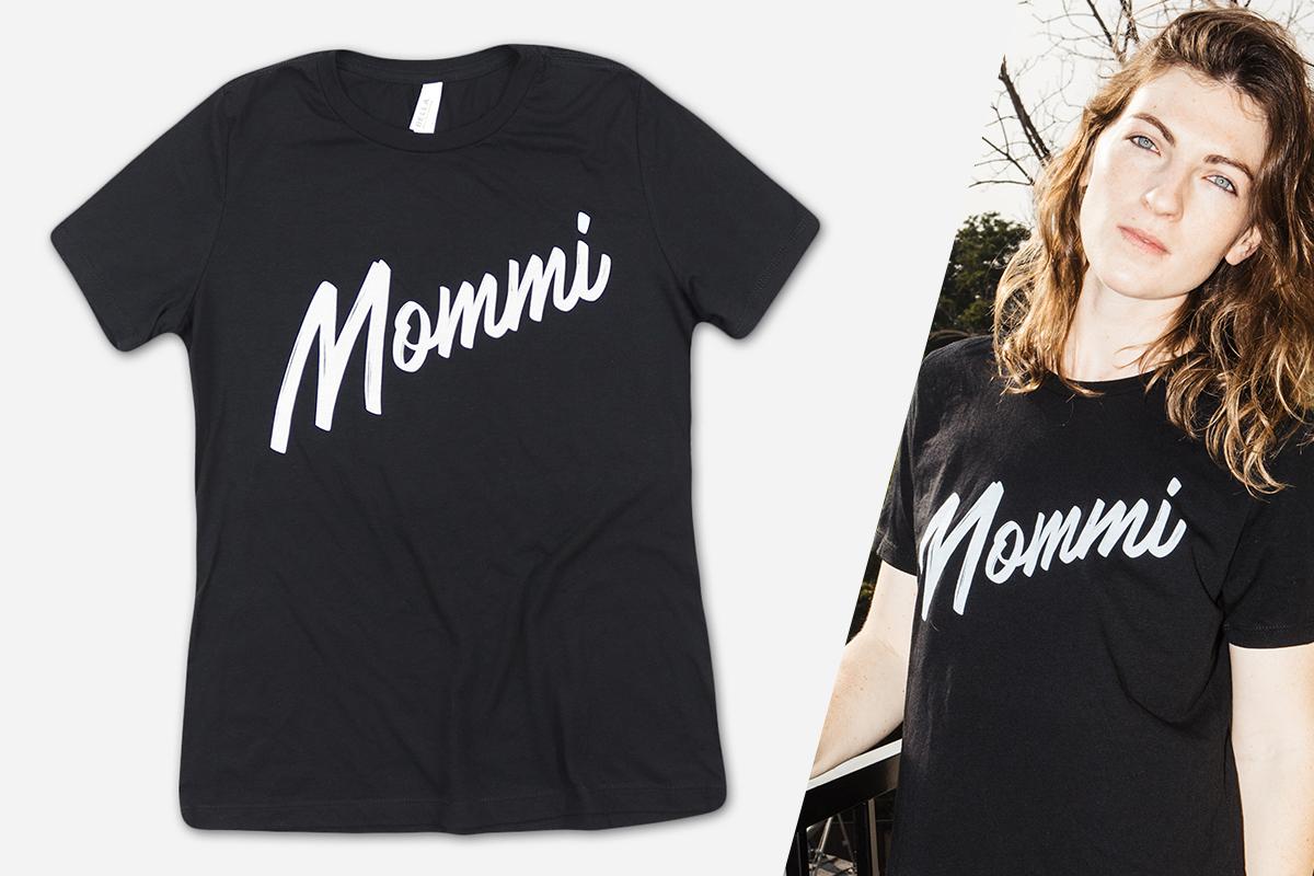 Autostraddle Merch Mommi Women's Tee
