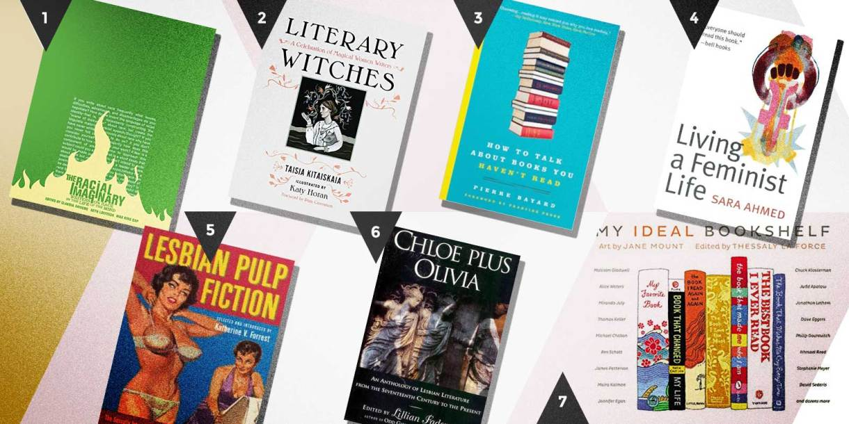 Autostraddle Gift Guide Books