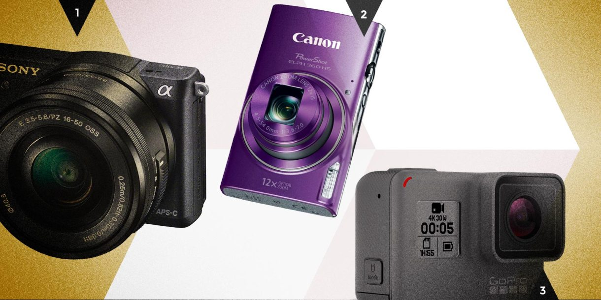 Autostraddle Gift Guide: Cameras and Photography, Digital Photography