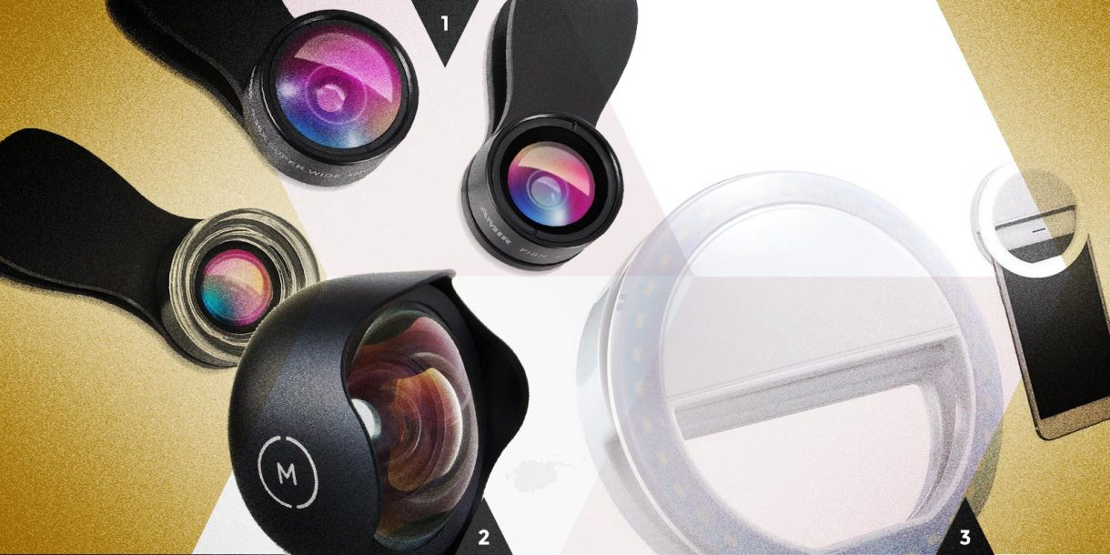 Autostraddle Gift Guide: Cameras and Photography, Phone Gadgets