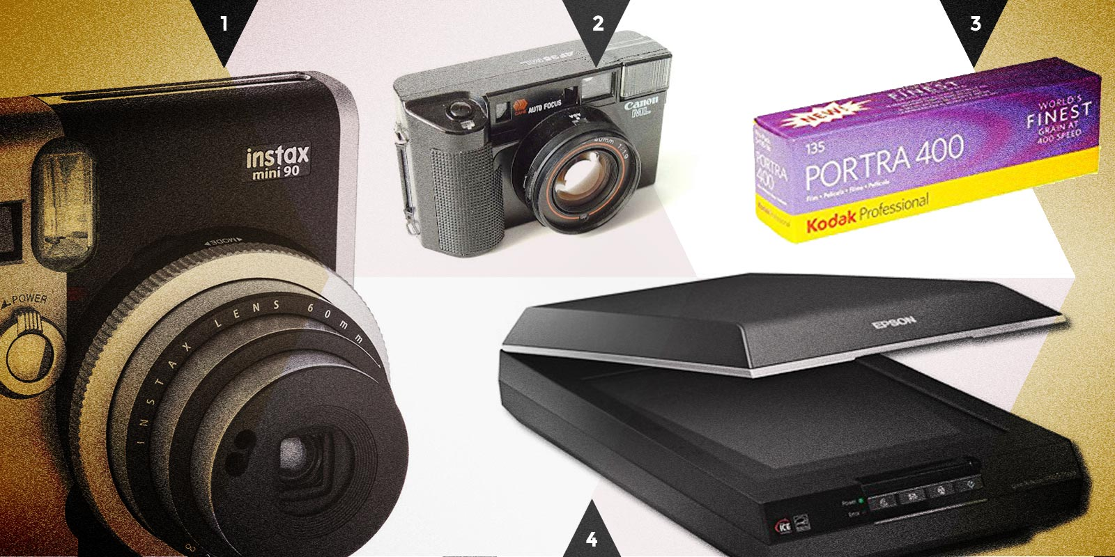 Autostraddle Gift Guide: Cameras and Photography, Analog Photography