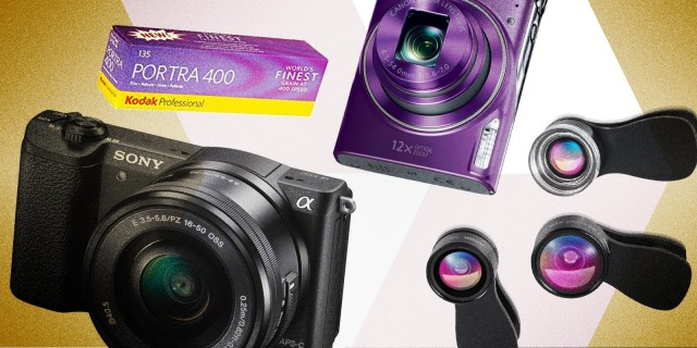 Autostraddle Gift Guide: Cameras and Photography