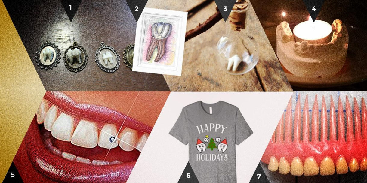 Autostraddle Gift Guide: Dirty Santa All I Want for Christmas is my Two Front Teeth