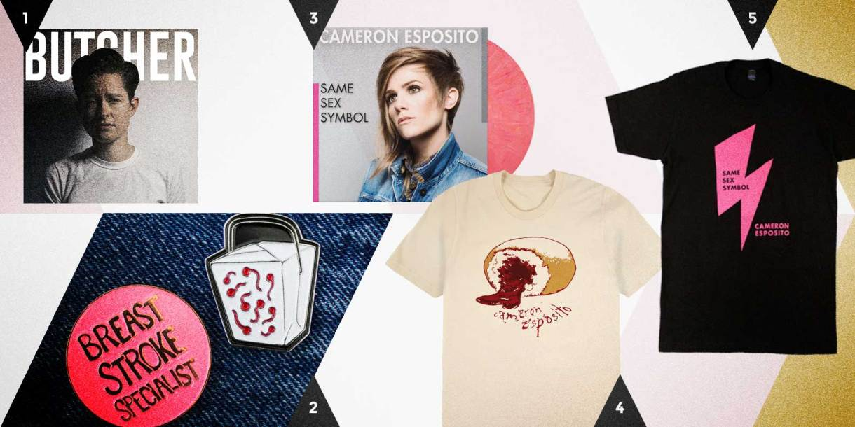 Autostraddle Gift Guide: Queer Geekery / Cameron Esposito and Rhea Butcher