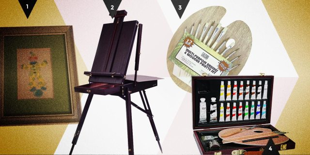 Autostraddle Gift Guide: Haunted Gifts Art Supplies