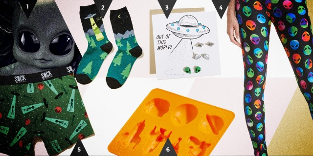 Autostraddle Gift Guide: Haunted Gifts Aliens