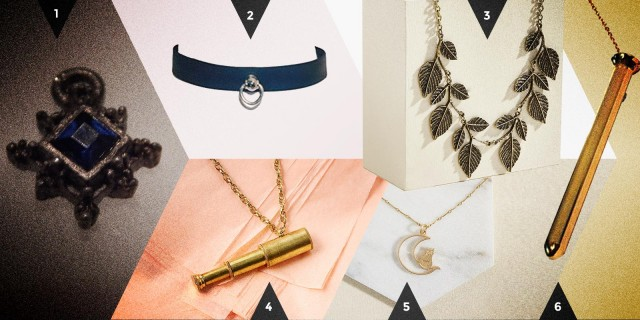 Autostraddle Gift Guide: Haunted Gifts Jewelry