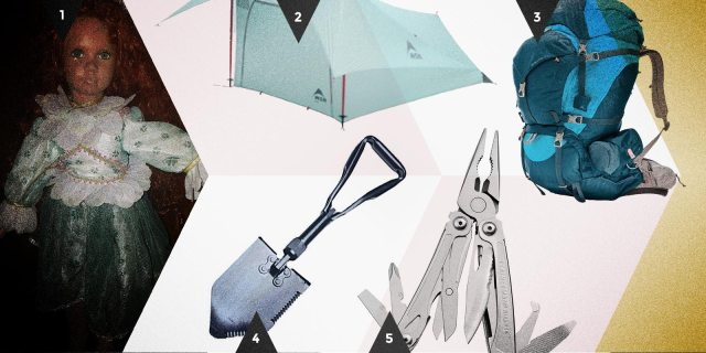 Autostraddle Gift Guide: Haunted Gifts Camping