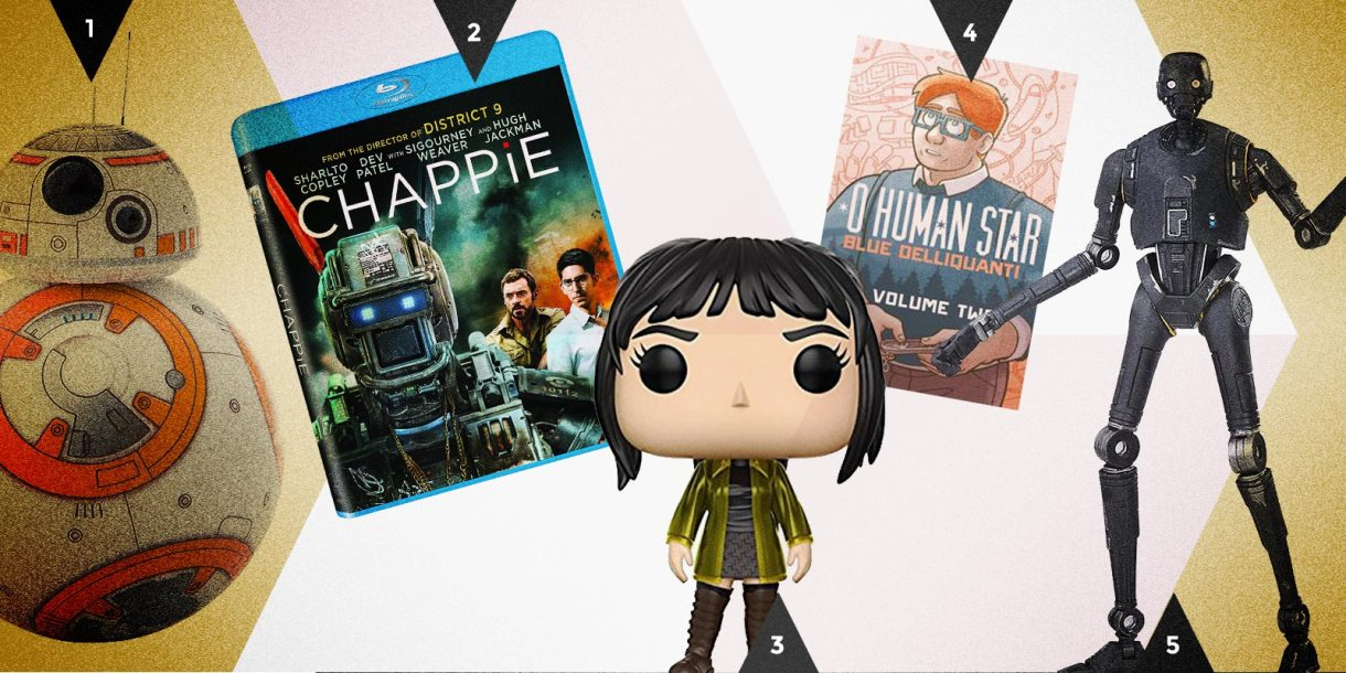 Autostraddle Gift Guide: Hot Take Robots