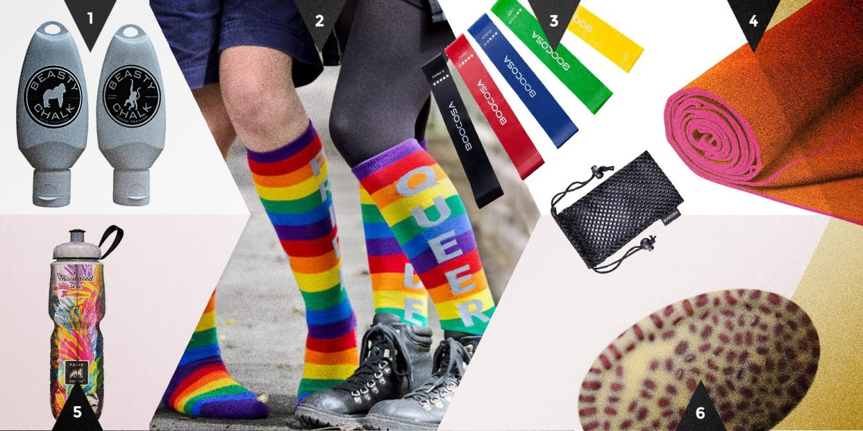 Autostraddle Gift Guide: Sports $10-$20 Range