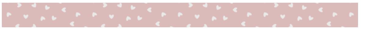 wash hearts divider pink
