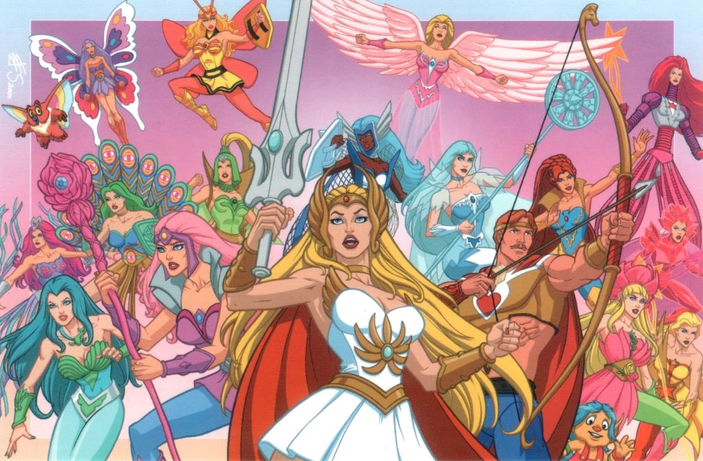'She-Ra' Returns Thanks To An Award Winning Artist And Netflix