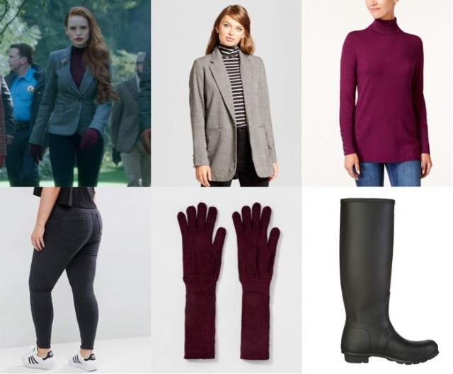 Style Thief How To Dress Like Riverdale S Firey Maple