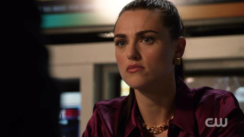 Lena looks concerned