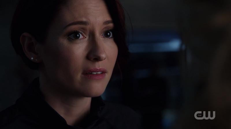 Alex is worried about Kara