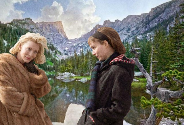 carol and therese in estes park