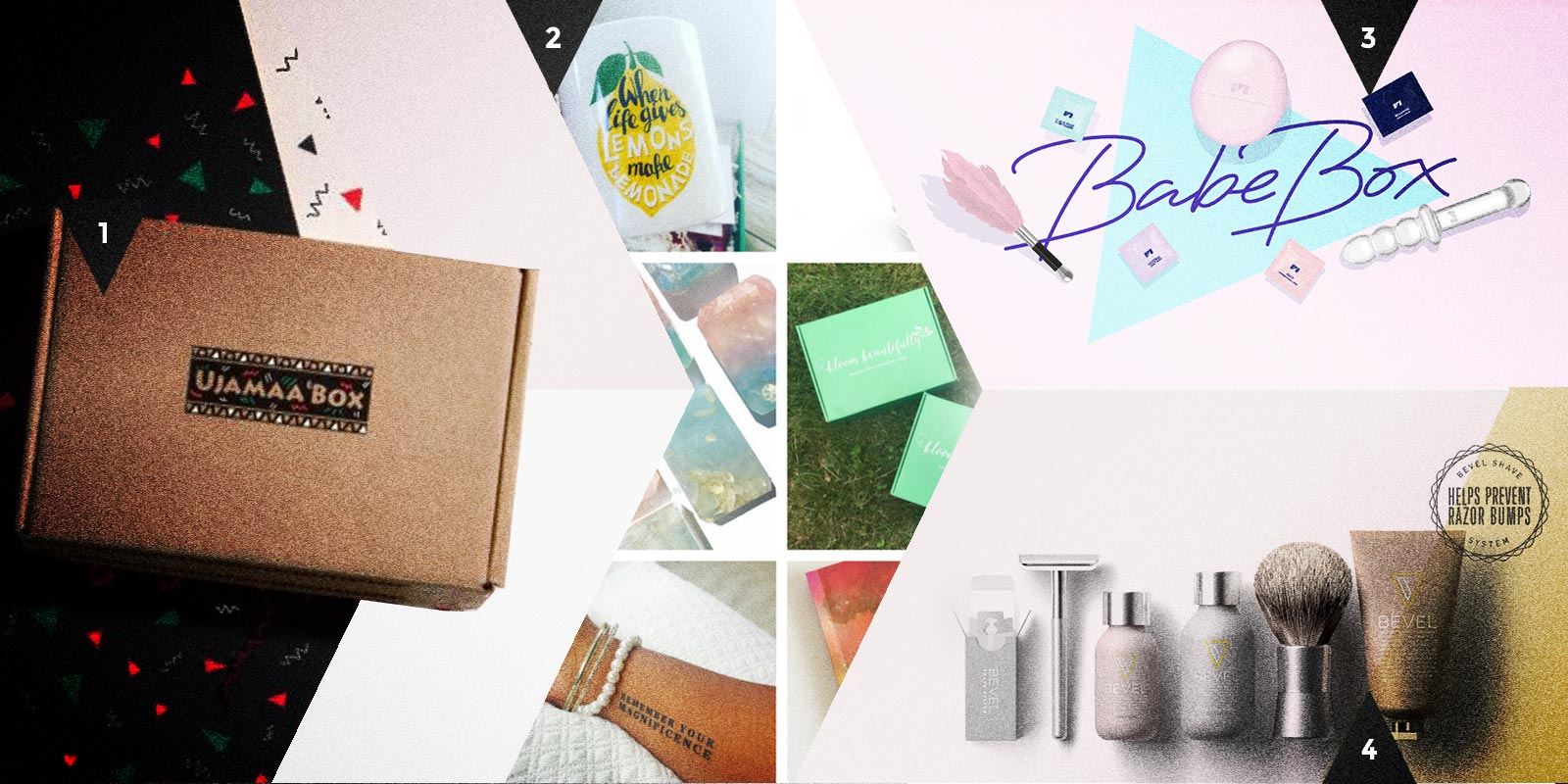 Autostraddle Gift Guide: Subscription Boxes for Self Care
