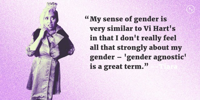 What It Means To Call Ourselves Non-Binary: An Autostraddle