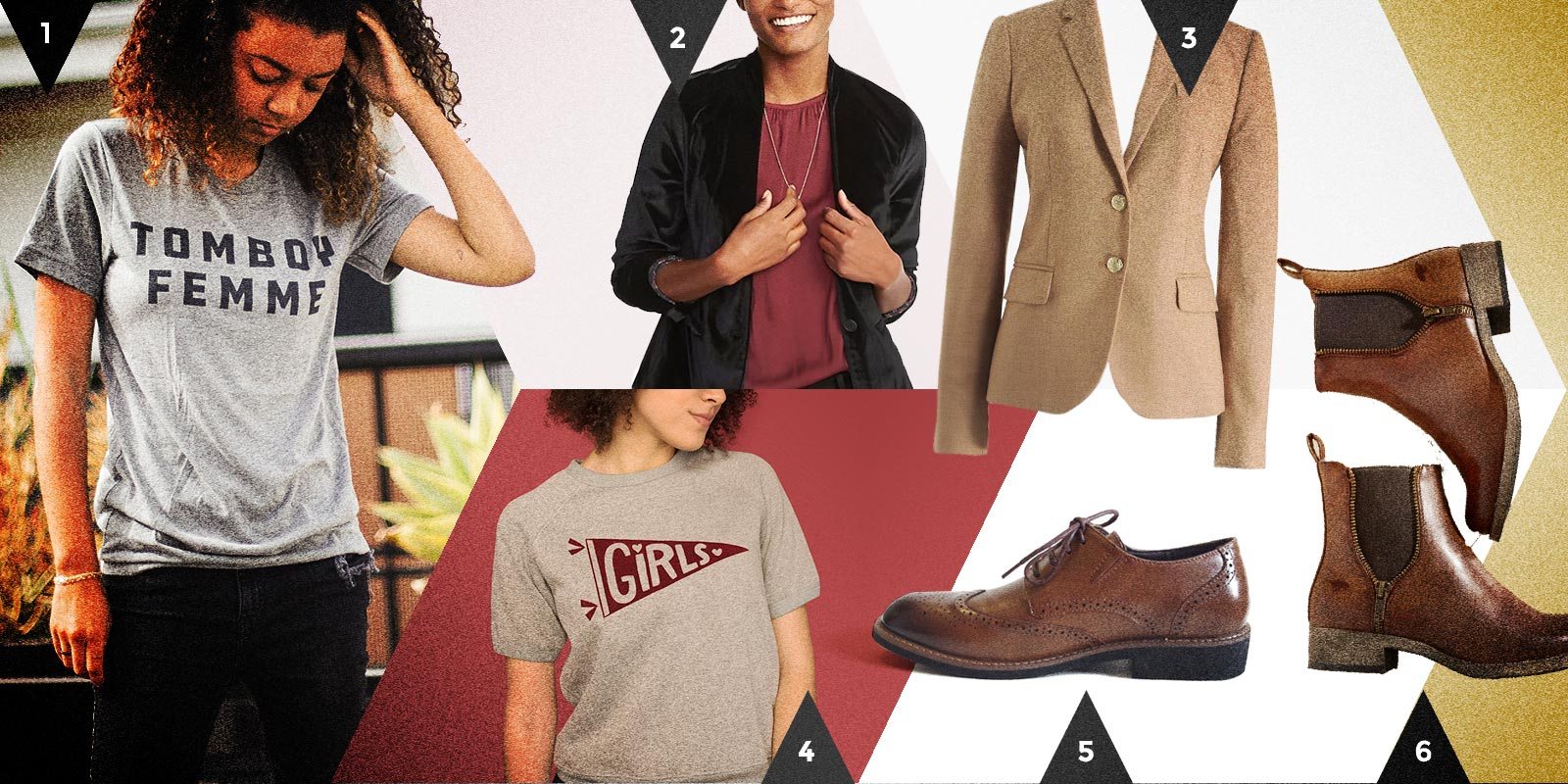 Autostraddle Tomboy Femme Gift Guide