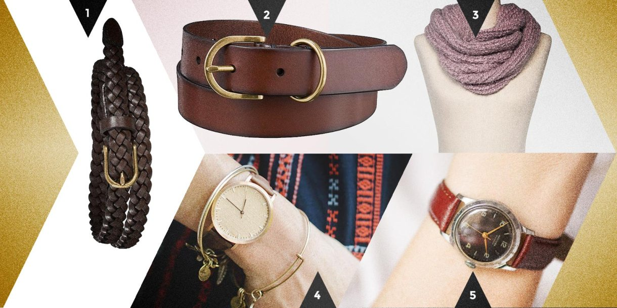 Autostraddle Gift Guide Tomboy Femme Accessories