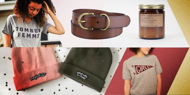 Autostraddle Gift Guide Tomboy Femme