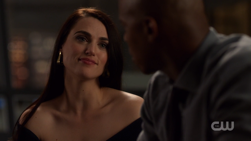 Lena and her clavicle smile