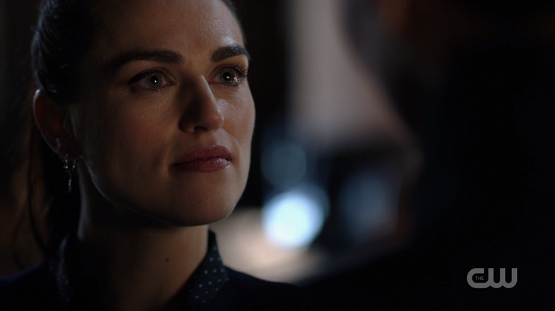 Lena looks at her mother defiantly