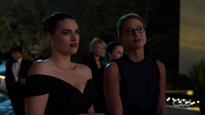 Lena and Kara clean up NICE