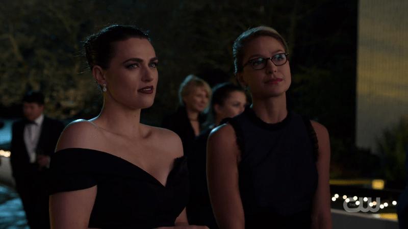 Lena and Kara clean up NICE