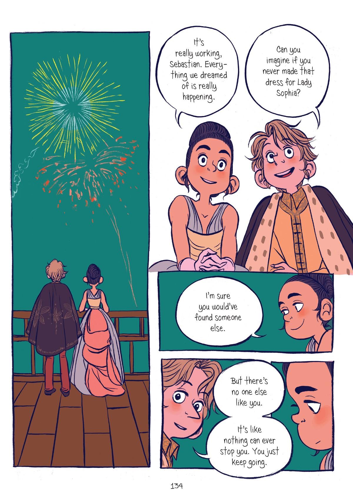 Drawn to Comics: