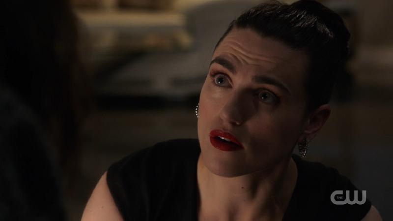 Lena looks like she wants to help her bff