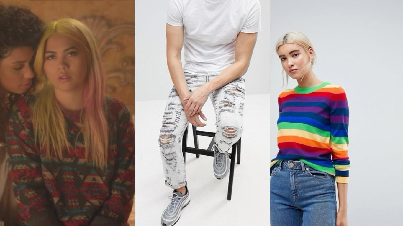 Lesbian clothing cues