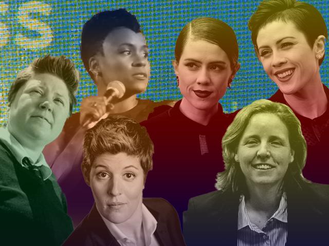 Lesbians Who Tech Feature Image