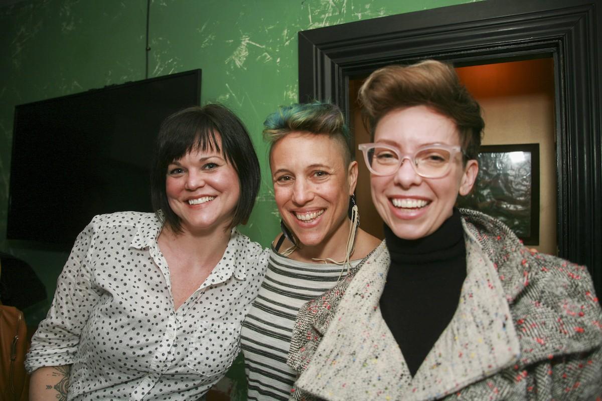 Lesbian events portland