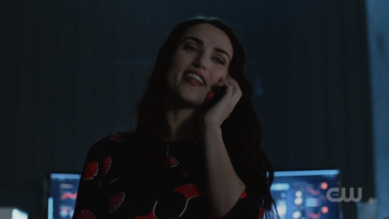 Lena is on the phone looks GREAT