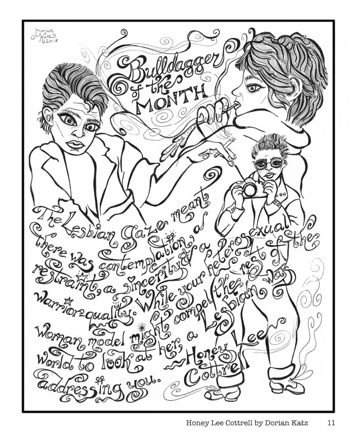 Fill In Your 50s 60s And 70s Butch History With This Coloring Book