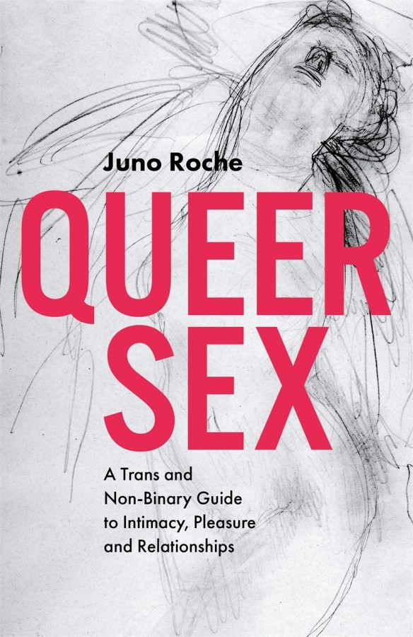 the cover of Queer Sex: A Trans and Non-Binary Guide to Intimacy, Pleasure and Relationships