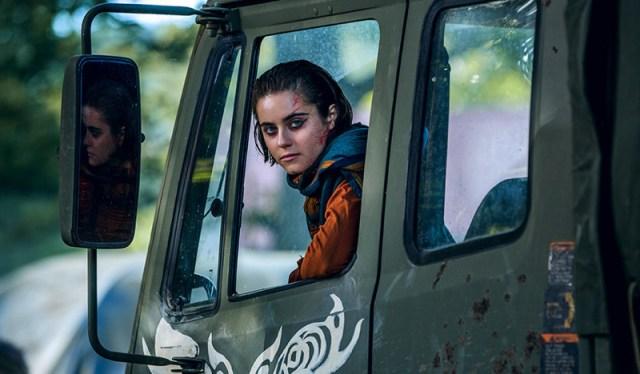 Tilda steals a truck!