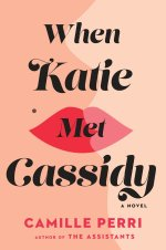 """Books with lesbian sex: Cover art of Camille Perri's """"When Katie Met Cassidy,"""""""