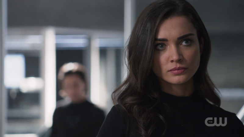 Imra has her planning face on