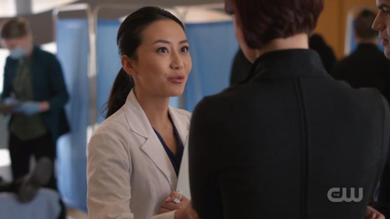 Doctor Grace looks goood
