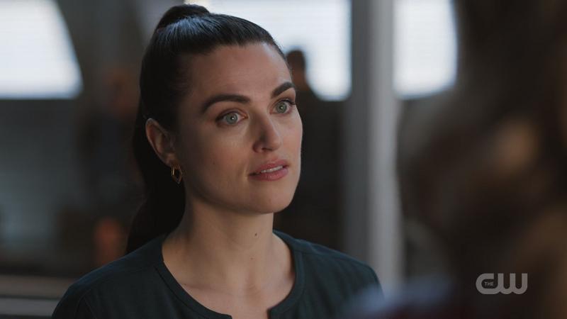 Lena looks determined