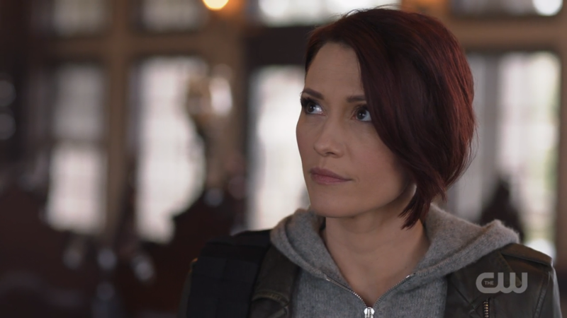 Alex's cheekbones look amazing and so does the grey hoodie under a sweatshirt look she's sporting