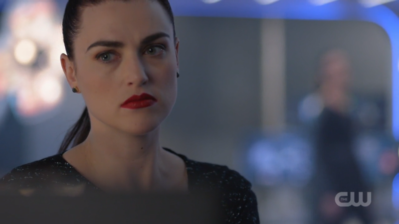 Lena looks SO SAD it hurts