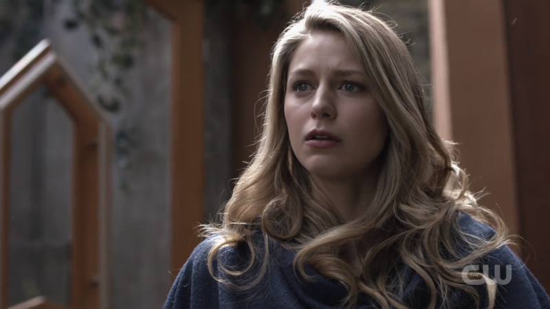 Kara sees her mother for the first time and is shook