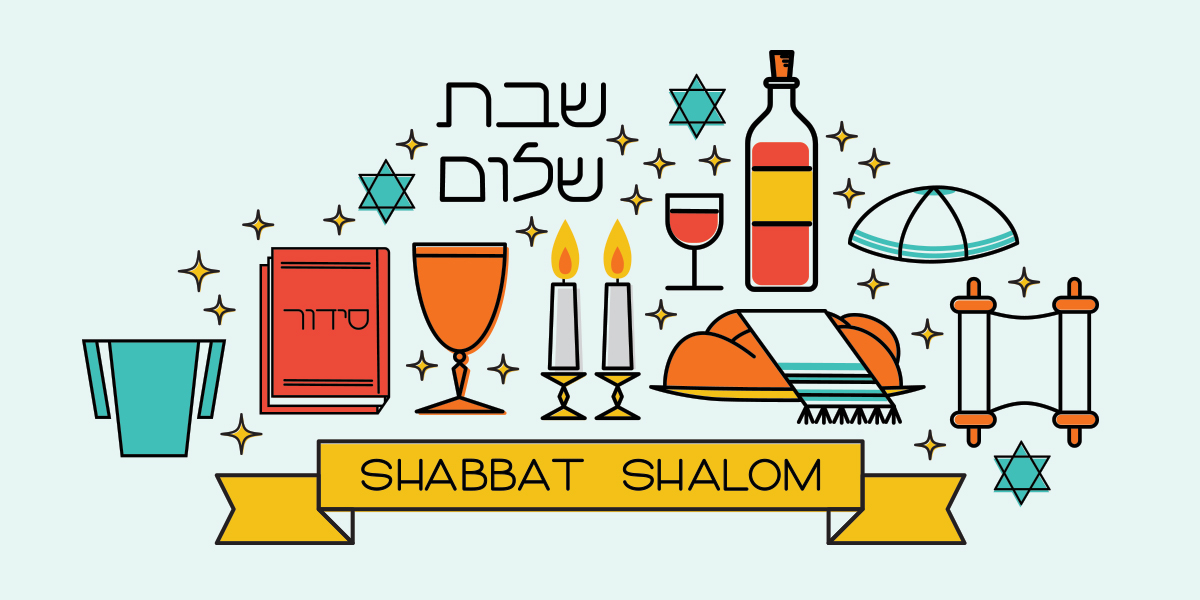 Community Shabbat Potluck @ Narberth Borough Hall