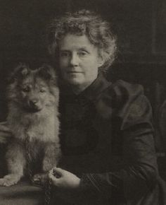 Lesbian and Bisexual Women of History Who Were Obsessed With Their Dogs, Part 1